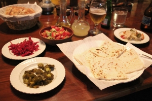 Anatolian Food