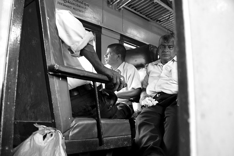 Trainspotting in Sri Lanka
